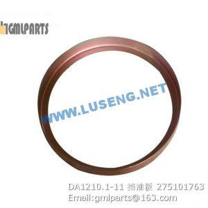,275101763 DA1210.1-11 PROTECT PLATE
