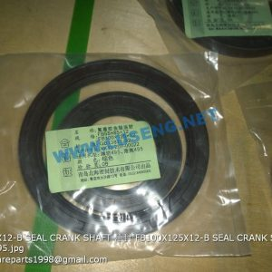 ,FB55X85X12-B SEAL CRANK SHAFT HUAFENG 495 ENGINE PARTS