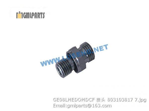 ,803103817 GE08LMEDOMDCF joint xcmg