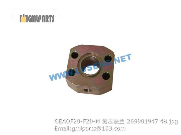 ,269901947 GEAOF20-F20-M Joint Block