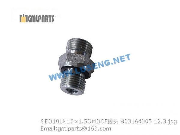 ,803164305 GEO10LM16X1.5OMDCF JOINT XCMG