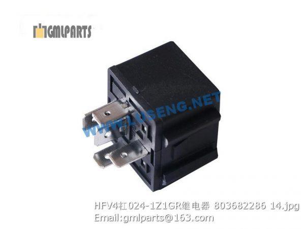 ,803682286 HFV4/024-1Z1GR relay xcmg