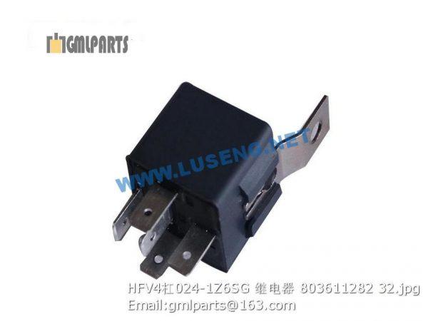 ,803611282 HFV4/024-1Z6SG relay xcmg