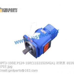 ,803090047 HPT3-100/P124-10R 1163102642A GEAR PUMP
