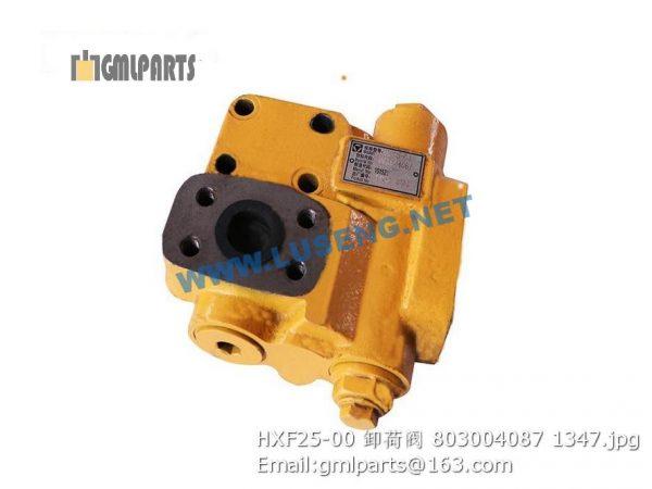 ,803004087 HXF25-00 Valve LW800K LW900K XCMG