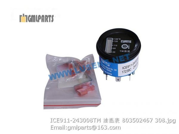,803502467 ICE911-243008TM T/M Oil Temperature Meter