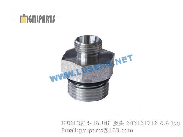 ,803131218 IE08L3/4-16UNF JOINT