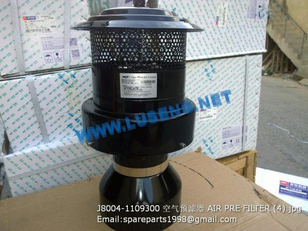 ,J8004-1109300 4110001194022 AIR PRE FILTER 860121118