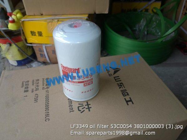 LF3349,Element' Oil Filter,SHANTUI Element Oil Filter LF3349