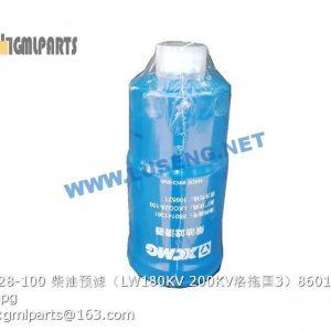 ,860141361 LKCQ28-100 FUEL FILTER LW180KV LW200KV