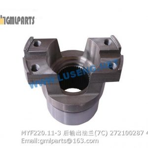 ,272100287 MYF220.11-3 Flange Output  7C