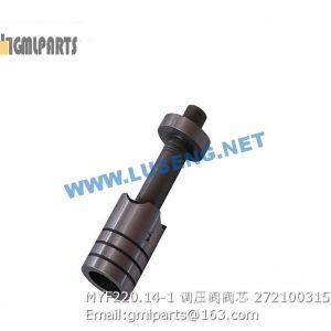 ,272100315 MYF220.14-1 spool regulator valve