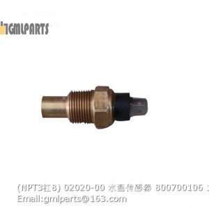 ,NPT3/8 02020-00 water temperature sensor 800700106