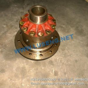 ,NZ62059005030 differential assy sem650b