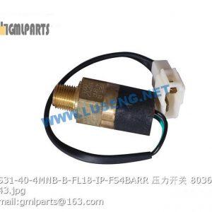 ,803604607 PS31-40-4MNB-B-FL18-IP-FS4BARR PRESSURE SENSOR