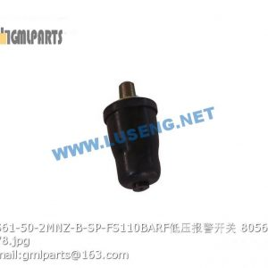,805601748 PS61-50-2MNZ-B-SP-FS110BARF SWITCH XCMG