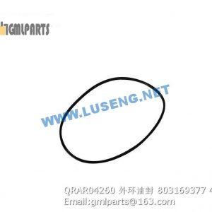 ,803169377 QRAR04260 Seal Outer