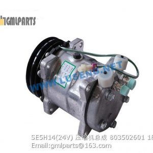 ,803502601 SE5H14 (24V) Air Condition Compressor