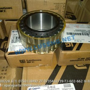 ,SP100228 0750118492 ZF.0735410739 BEARING