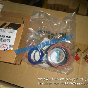 LIUGONG SPARE PARTS,SP104031,STEERING CYLINDER SEALING KITS,SP104031 STEERING CYLINDER SEALING KITS LIUGONG SPARE PARTS SP00015