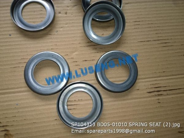 LIUGONG SPARE PARTS,SP104313,SPRING SEAT,SP104313 SPRING SEAT LIUGONG SPARE PARTS BD05-01010