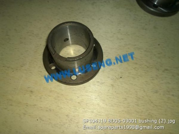 LIUGONG SPARE PARTS,SP104319,SPACER,SP104319 SPACER LIUGONG SPARE PARTS BD05-03001