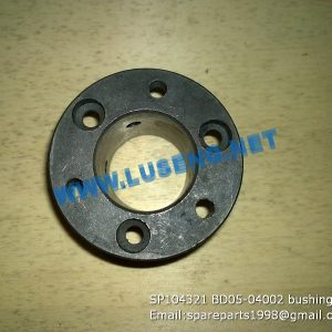 LIUGONG SPARE PARTS,SP104321,SLEEVE,SP104321 SLEEVE LIUGONG SPARE PARTS BD05-04002