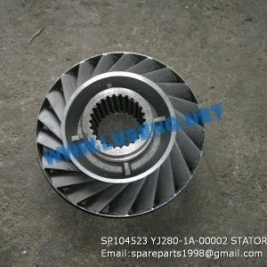 LIUGONG SPARE PARTS,SP104523,STATOR,SP104523 STATOR LIUGONG SPARE PARTS YJ280-1A-00002