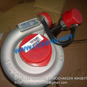 LIUGONG SPARE PARTS,SP105112,TURBO SHARGER,SP105112 TURBO SHARGER LIUGONG SPARE PARTS C4045184