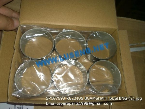 LIUGONG SPARE PARTS,SP107093,CAMSHAFT BUSHING FRONT,SP107093 CAMSHAFT BUSHING FRONT LIUGONG SPARE PARTS R020106