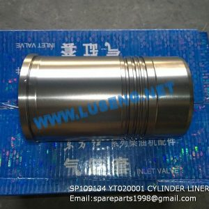 LIUGONG SPARE PARTS,SP109134,CYLINDER LINER,SP109134 CYLINDER LINER LIUGONG SPARE PARTS YT020001