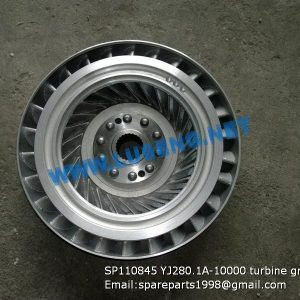 LIUGONG SPARE PARTS,SP110845,TURBINE,SP110845 TURBINE LIUGONG SPARE PARTS YJ280.1A-10000