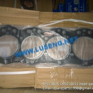 LIUGONG SPARE PARTS,SP113825,HEAD GASKET,SP113825 HEAD GASKET LIUGONG SPARE PARTS L4R.010011