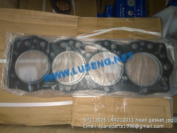 LIUGONG SPARE PARTS,SP113825,HEAD GASKET,SP113825 HEAD GASKET LIUGONG SPARE PARTS L4R.010011