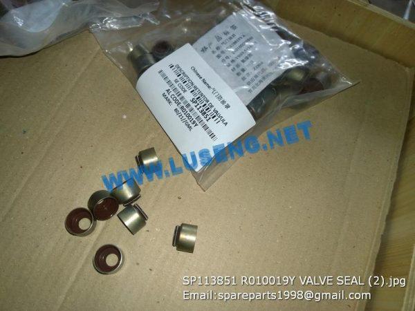 LIUGONG SPARE PARTS,SP113851,VALVE SEAL,SP113851 VALVE SEAL LIUGONG SPARE PARTS R.010019Y