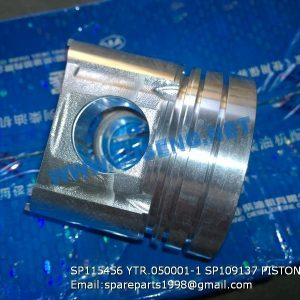 LIUGONG SPARE PARTS,SP115456 / SP109137,PISTON,SP115456 SP109137 PISTON LIUGONG SPARE PARTS YTR.050001-1