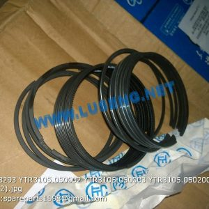 LIUGONG SPARE PARTS,SP128293,PISTON RING,SP128293 PISTON RING YTR3105.050002 YTR3105.050003 YTR3105.050200 YTO SPARE PARTS