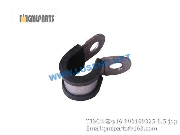 ,803199325 TJBC CLAMP φ16