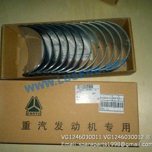 ,VG1246030011 VG1246030012 sinotruck D12 rod bearing