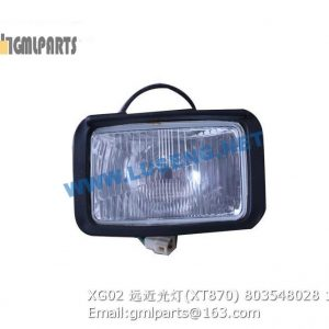 ,803548028 XG02 XCMG LAMP XT870