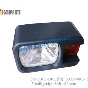 ,803544057 XGGD03-DP Working Lamp