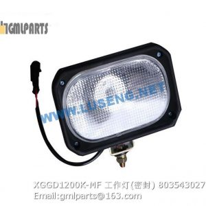 ,803543027 XGGD1200K-MF Working Lamp