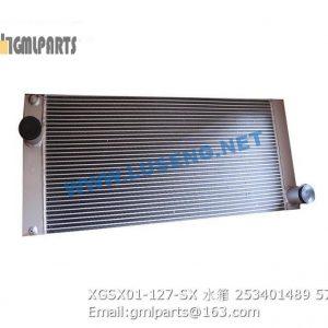 ,253401489 XGSX01-127-SX water radiator xcmg