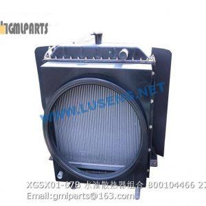 ,800104466 XGSX01-67B RADIATOR ASSEMBLY