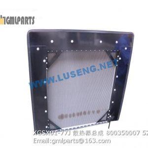 ,800350007 XGSX01-77J Radiator Assembly XCMG ZL50GN