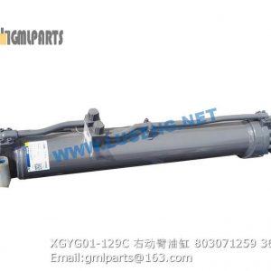 ,803071259 XGYG01-129C lift cylinder xcmg