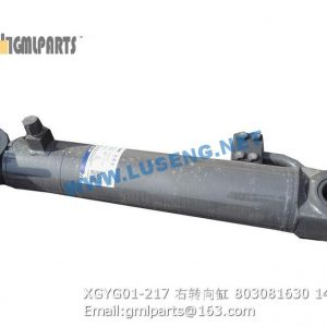,803081630 XGYG01-217 RIGHT STEERING CYLINDER