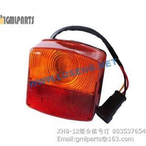 ,803537654 XH8-12 LAMP XCMG