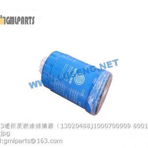 ,800150873 XT873 fuel filter 13020488 1000700909