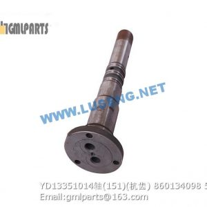 ,860134098 YD13351014 SHAFT